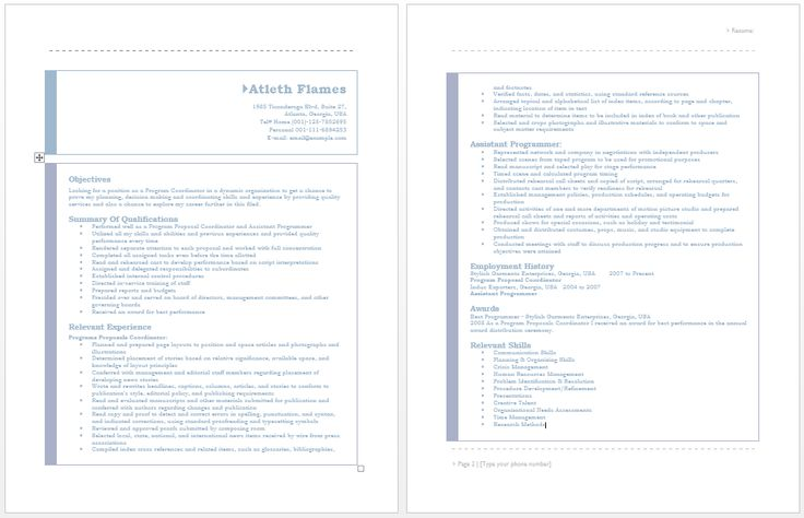 156 best Resume / Job images on Pinterest Resume examples, Free