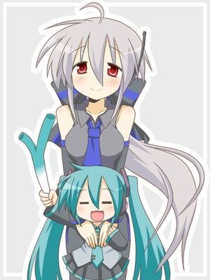 Miku so cute! Why can't I be cute and loved like her?