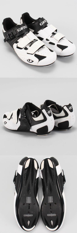 Men 158986: Giro Apeckx Clipless Road Bike Shoes Us 11.5 Eu 45.5 3 Bolt White/Black -> BUY IT NOW ONLY: $54.99 on eBay!