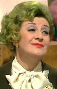 Mollie Sugden 1922-2009 (Age 86) Died from Heart Failure. She was wonderful in Are You Being Served.