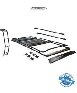 TOYOTA 4RUNNER 3rd GENSTEALTH RACK· Multi-Light Setup· WITH SUNROOF