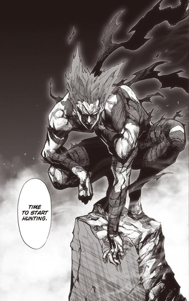 Murata Is A God One Punch Man One Punch Man Manga One Punch Man Anime One Punch Man