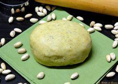 Pasta frolla al Pistacchio - Ricetta con e senza BIMBY