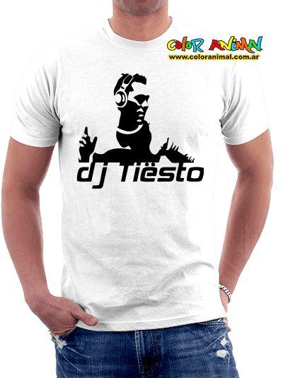 DJ Tiësto - Comprar en Color Animal