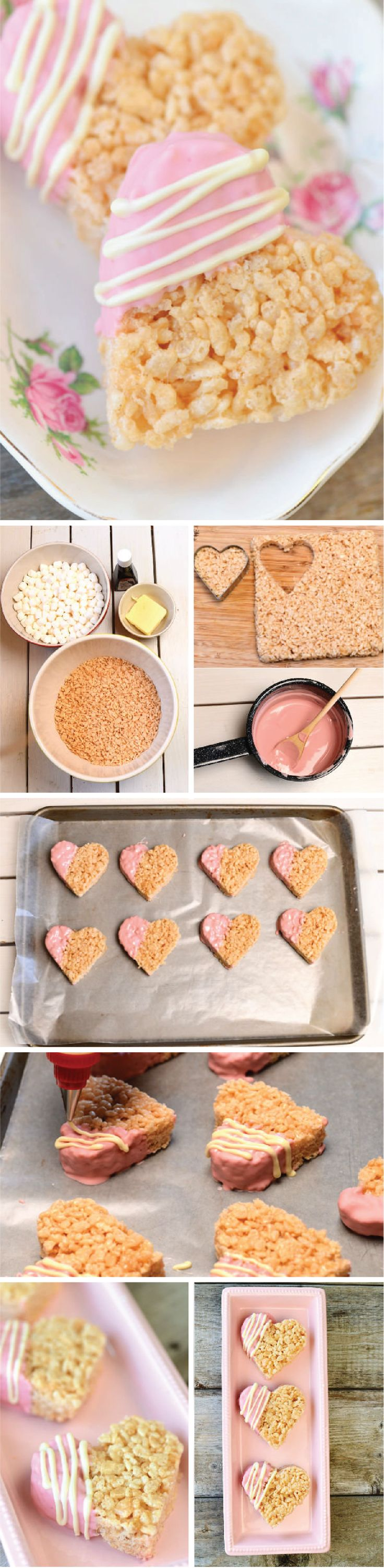 It doesn't take much to pull off an evening dinner party with friends. All you need is a little creativity and Rice Krispies® cereal. This recipe for Heart Shaped Rice Krispies Treats® would be perfect for Valentine's Day! Click here to learn more.