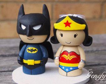 cute Batman figure