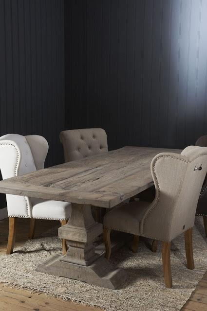 Riviera Maison ~ beautiful wood table
