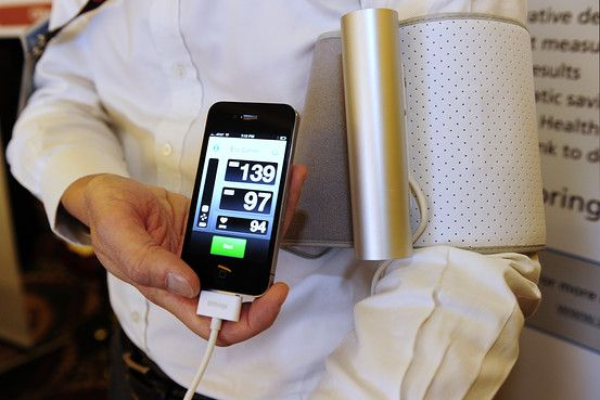 From smartphone attachments that can diagnose an ear infection to apps that can monitor mental health, new tools are tilting health-care control from doctors to patients.