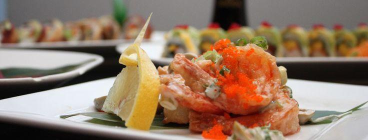 East Sushi Restaurant St Catharines Header http://www.east-restaurant.ca/