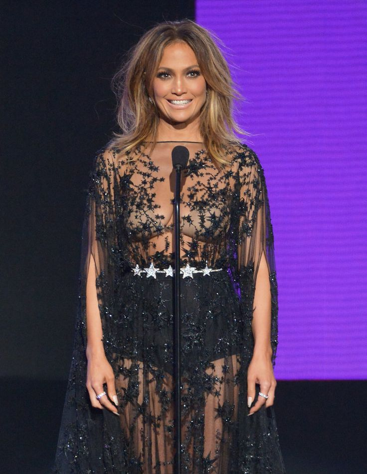 Life Inspiration: All 10 Beauty Looks Jennifer Lopez Wore at the AMAs: Angel walking the earth Jennifer Lopez hosted the American Music Awards and didn't disappoint.