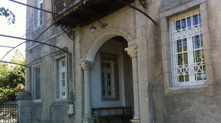 House Klearhos Papadiamanti/ Οικία Κλέαρχου Παπαδιαμάντη