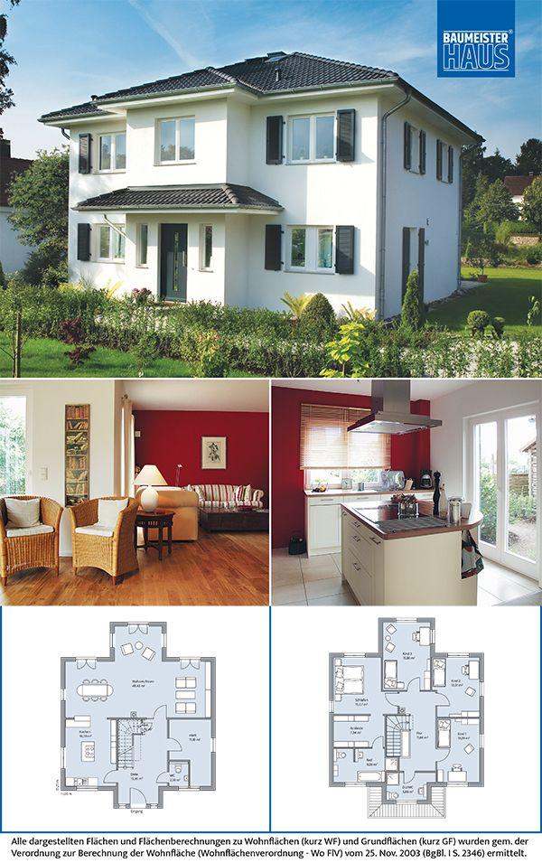 Haus Sander – Klare Kontraste. Die zweigeschossi…