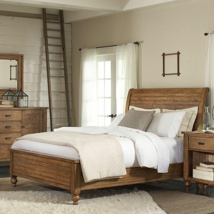 Summerhill Sleigh Bed. Riverside FurnitureNebraska Furniture ...