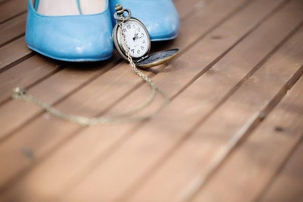 голубые туфли на свадьбу #wedding #shoes