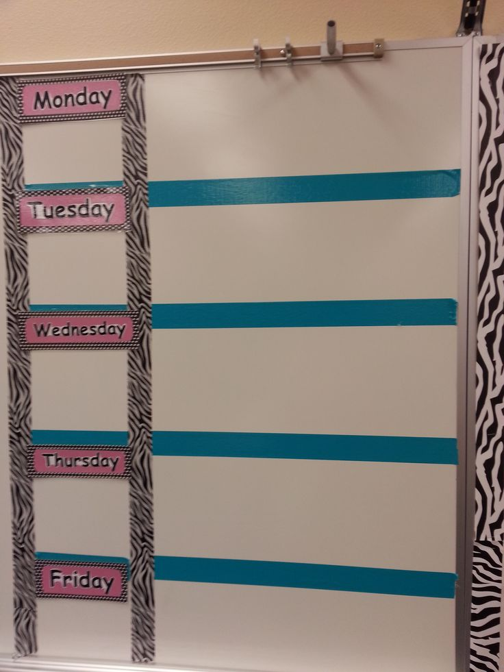 Best 25 Homework Board Ideas On Pinterest Classroom
