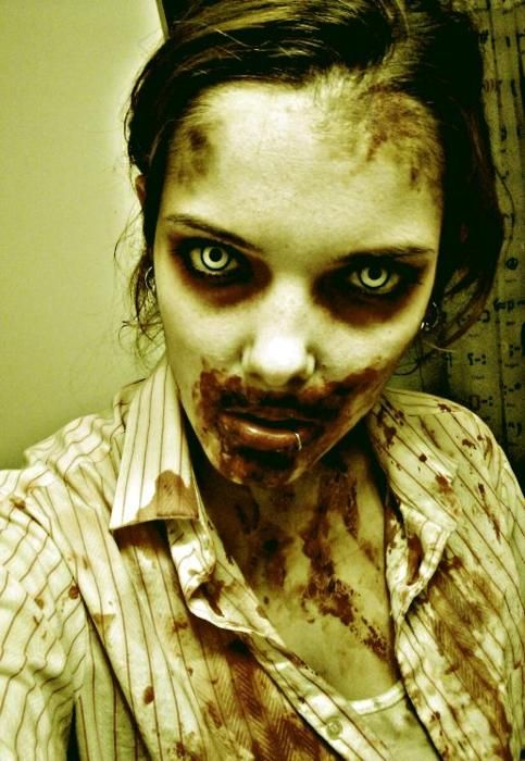 http://bonessowhite.tumblr.com/post/2911185750/zombie-makeup-i-did-for-vancouver-zombie-walk-2010