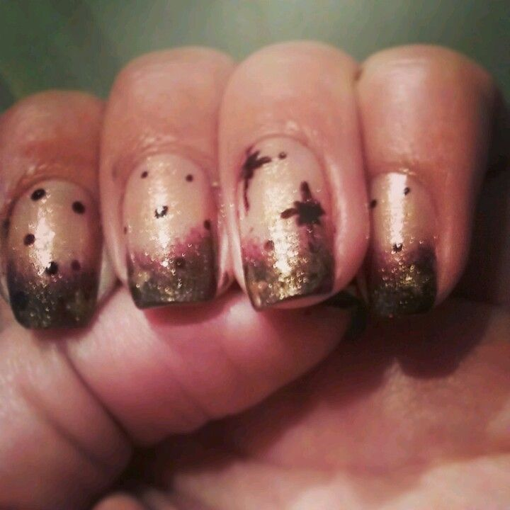 61 best Fancy French Manicures images on Pinterest | Nail scissors ...