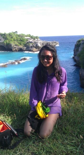 Blue lagoon secret of Indonesia