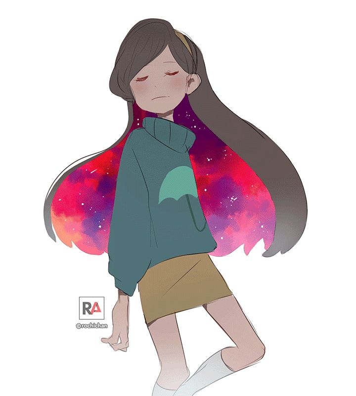 "rochichan: ""Shooting Star! """