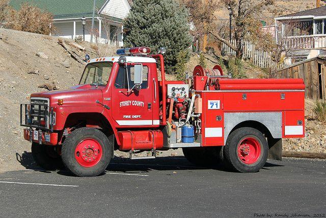 Stox Brush 71 Fire Trucks Fire Service Emergency Vehicles