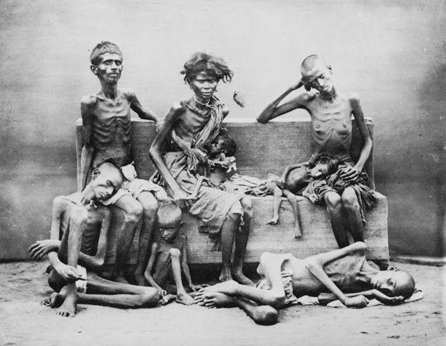 Masala Dabba: UN POCO DE HISTORIA: LA GRAN HAMBRUNA