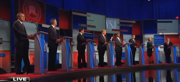 Every Single Republican Candidate Opposes Raising the Minimum Wage (While Hilary is for a $12 minimum and Bernie Sanders is calling for a $15 minimum!)