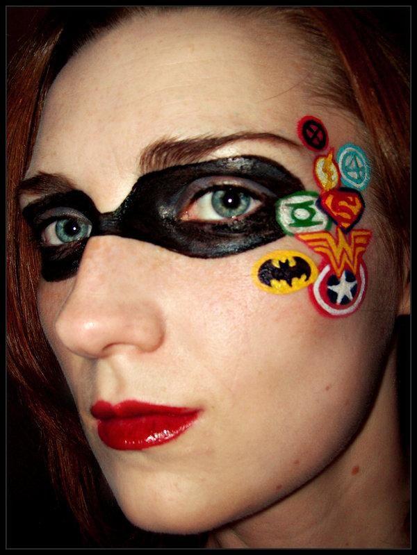 475 best DIY Halloween Makeup images on Pinterest | Diy halloween ...