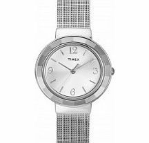 Timex Ladies Faceted Crystal Chrome Mesh Watch Yet again another superb example of what Timex is all about impressive design functionality and great value for money to. The Ladies Faceted Crystal Chrome Mesh Watch T2P196 like all Timex watches are http://www.comparestoreprices.co.uk/ladies-watches/timex-ladies-faceted-crystal-chrome-mesh-watch.asp