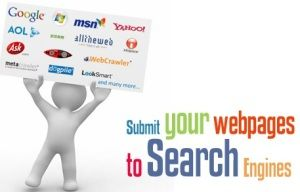 Search Engine Submissions is integral part of Internet Marketing