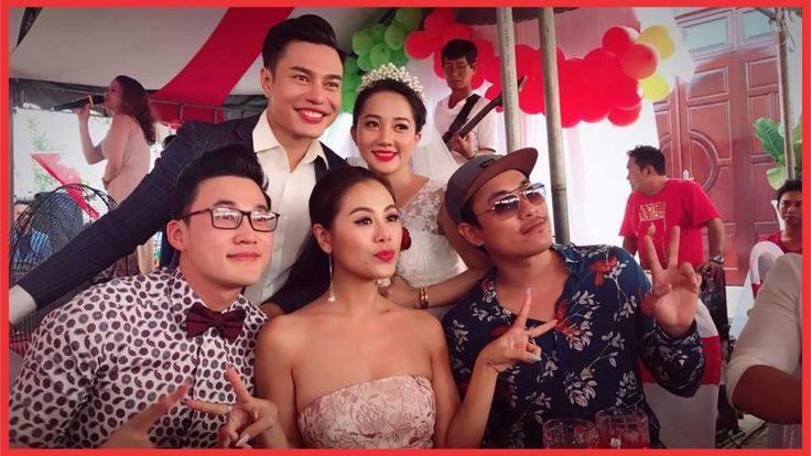 Dàn sao Việt về Đồng Nai dự đám cưới diễn viên hài Lê Dương Bảo Lâm - Ti...