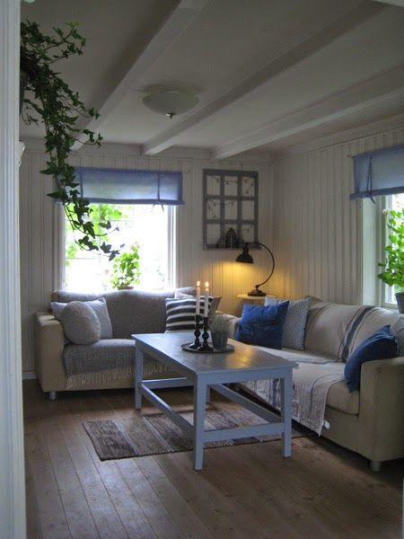 Shabby and Charme: In Norvegia a casa di Hulda