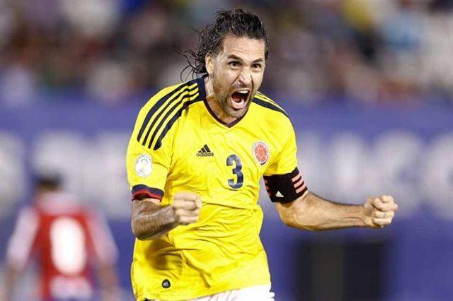 Vamos a dar lo mejor de nosotros en la #CopaDelMundo #MarioYepes