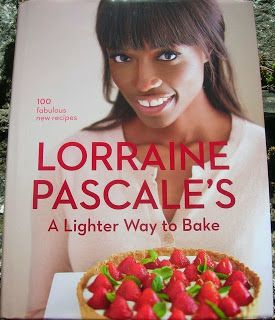 Lorraine Pascale's A Lighter Way to Bake Giveaway