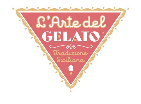 L'Arte Del Gelato get the hot cocoa with a scoop of mascarpone gelato in it, topped with whipped cream!!