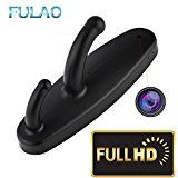 Best of World Products available here: FULAO Hidden Spy Clothes Hook Cam Surveillance Ful...