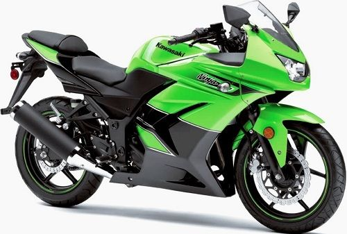 Harga Motor Kawasaki Indonesia September 2015