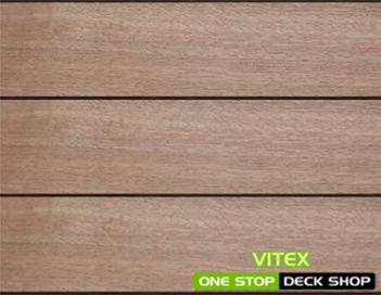Vitex Decking Timber Prices