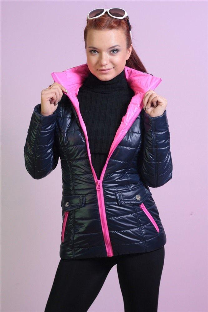 Куртка GIPNOZ ► 2,100 руб. Куртка утепленная полуприлегающего силуэта. Яркие неоновые пластмассовые молнии и подклад. Капюшон отстегивается, пояс с металлической фирменной пряжкой в цвет изделия. Утеплитель холкон Размер: 42, 44, 46, 48, 50, 52 Цвет: Черный с зеленым, темно-синий с розовым