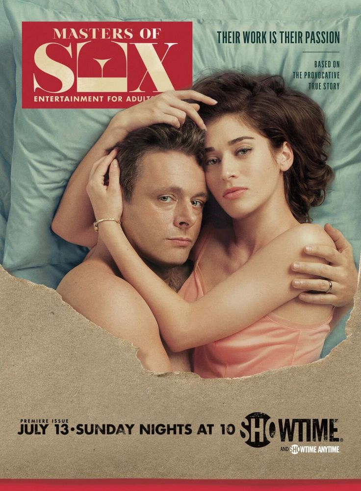 Masters Of Sex. Prepare to binge watch. Just wow.