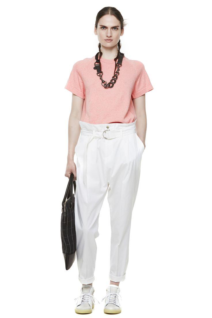 Ferry Trouser with paper bag waist. #SS15 #hopesthlm www.hope-sthlm.com