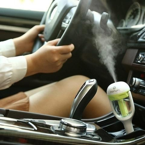 Aroma air Humidifier mist maker for Car - aroma therapy -Love Easy Life
