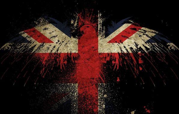 Обои картинки фото флаги, флаг британии, флаг англии