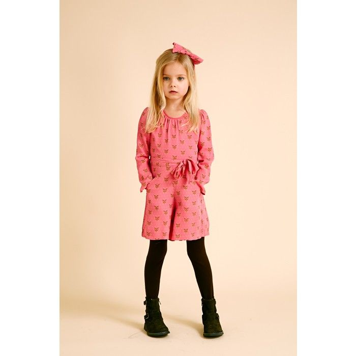 Foxy Playsuit - Hot Pink - Girls Playsuits - Girls | Kids Wear | Pinterest | Girls Playsuit And ...
