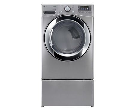 DLEX3370V - LG Washer and Dryer