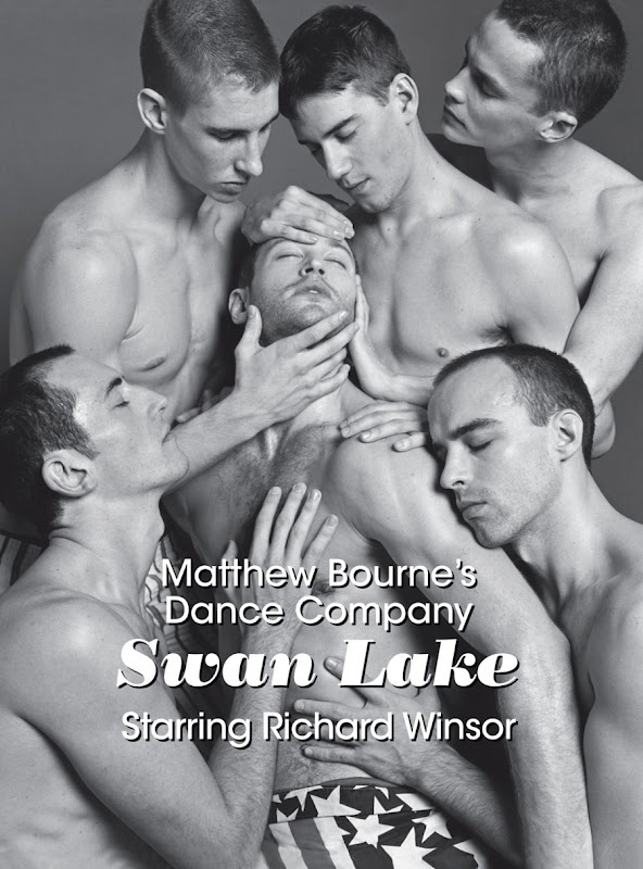 English Lads Can Dance! by Bruce Weber