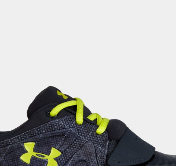 Women's UA Micro G® Renegade Training Shoe With every jump start of an exercise regimen comes the need for gear. These will be mine **inser Dr. Evil laugh.