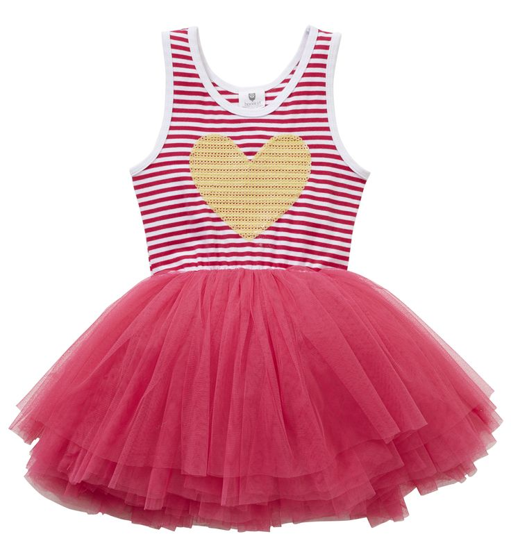 Machiko - a boutique for kids - Hootkid | So Sweet Party Dress, $24.95 (http://www.machikobaby.com.au/products/hootkid-so-sweet-party-dress.html)