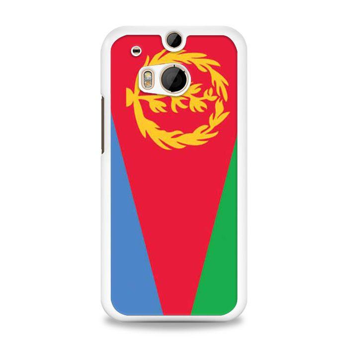 Eritrea Flag HTC One M8   yukitacase.com