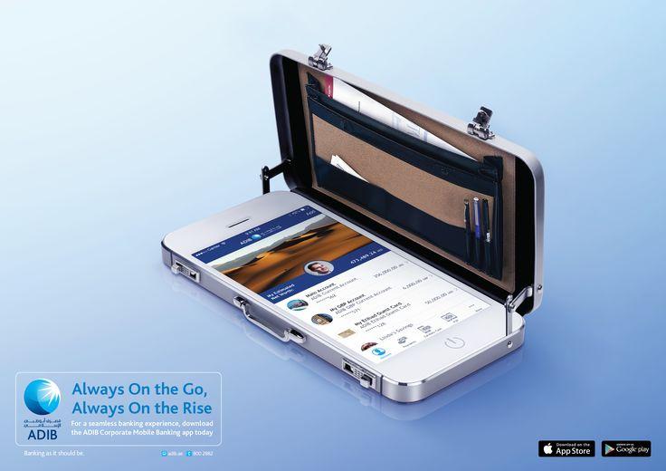 ADIB Mobile App