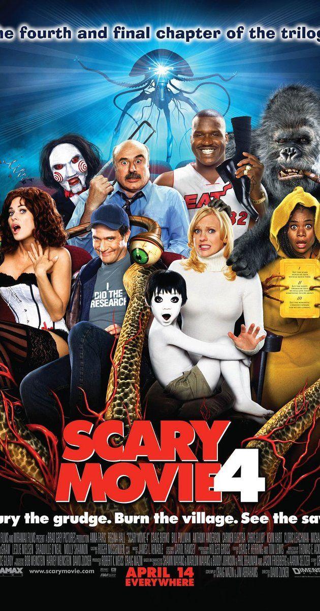 Scary Movie 4 (2006) - IMDb
